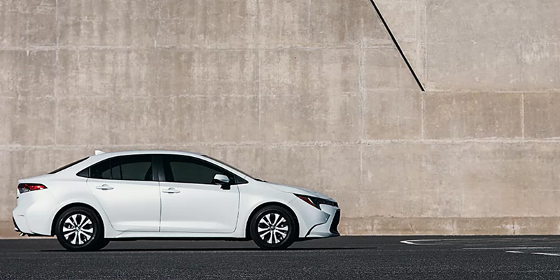 New Toyota Corolla Hybrid for Sale Amarillo TX