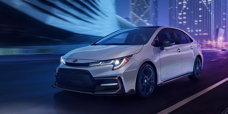 New Toyota Corolla for Sale Savannah GA