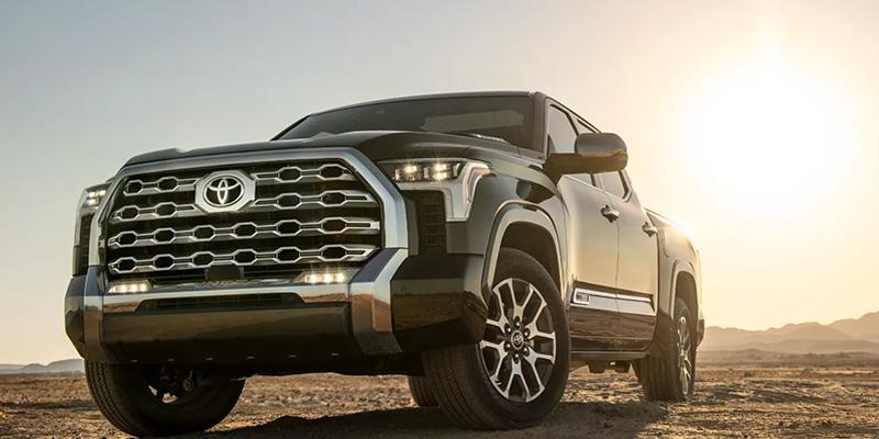 New Toyota Tundra for Sale Amarillo TX