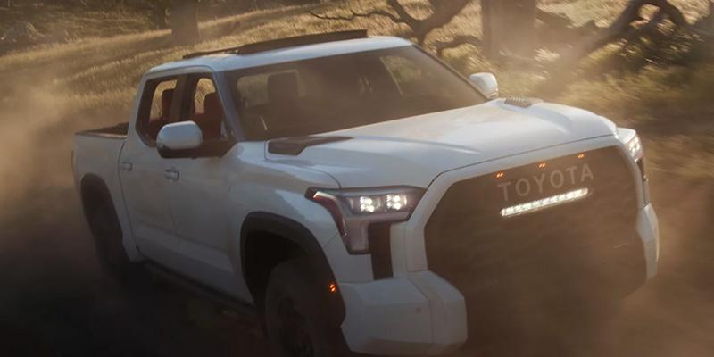 New Toyota Tundra for Sale Savannah GA