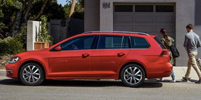 New Volkswagen Golf SportWagen for Sale Summit NJ