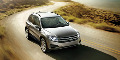 New Volkswagen Tiguan Limited for Sale Amarillo TX