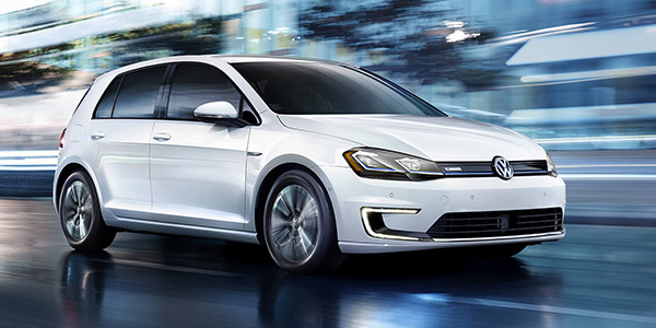 New Volkswagen e-Golf for Sale Jacksonville NC
