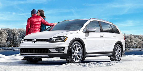 New Volkswagen Golf Alltrack for Sale Amarillo TX