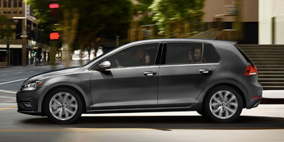 New Volkswagen Golf for Sale West Palm Beach FL