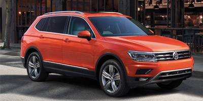 New Volkswagen Tiguan for Sale Jacksonville NC