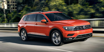 New Volkswagen Tiguan for Sale Amarillo TX