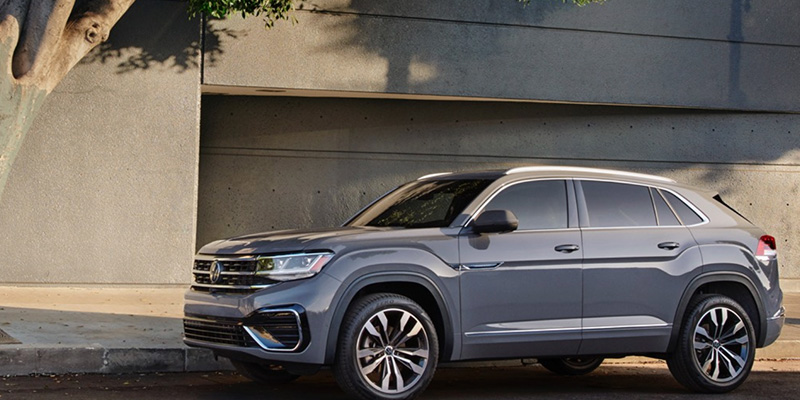2020 Volkswagen Atlas Cross Sport performance