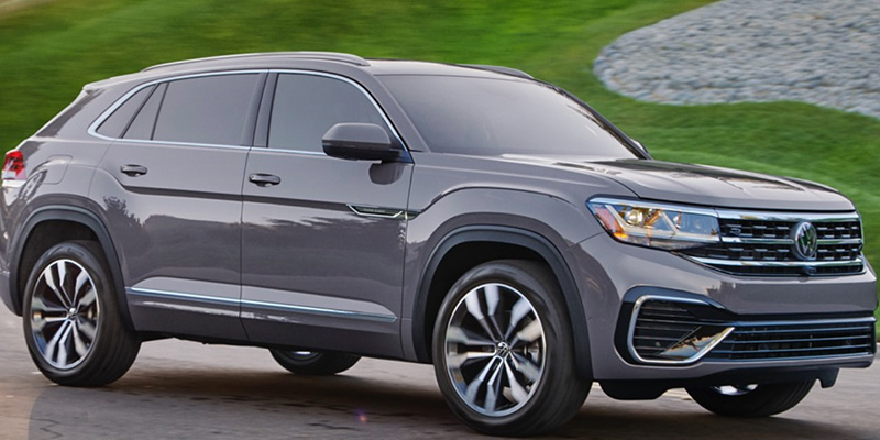 2020 Volkswagen Atlas Cross Sport technology