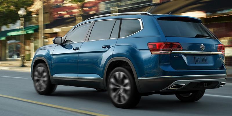 2020 Volkswagen Atlas performance