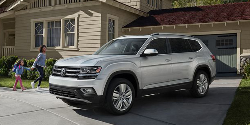 2020 Volkswagen Atlas technology