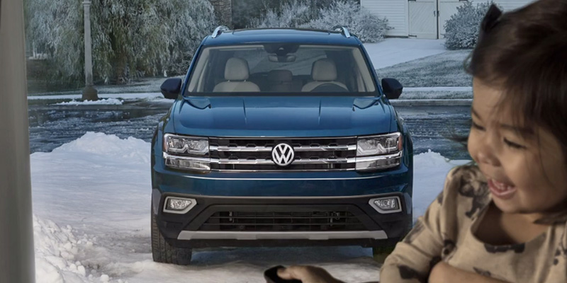 2020 Volkswagen Atlas design