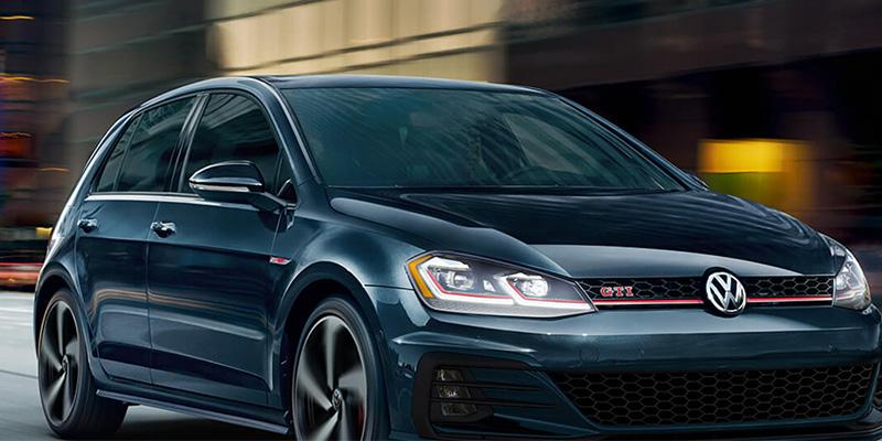2020 Volkswagen Golf GTI technology