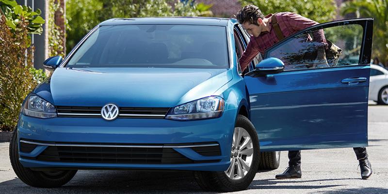 2020 Volkswagen Golf performance