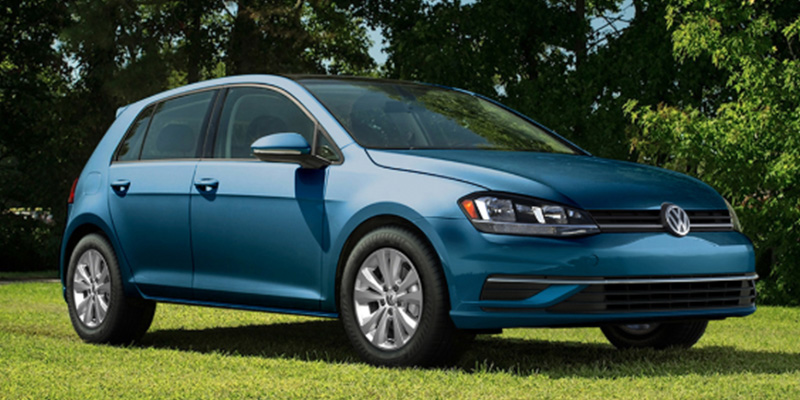 2020 Volkswagen Golf performance
