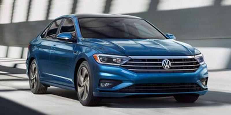 2020 Volkswagen Jetta design