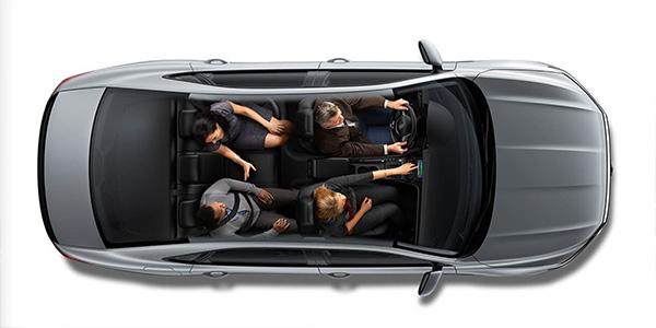 2020 Volkswagen Passat performance