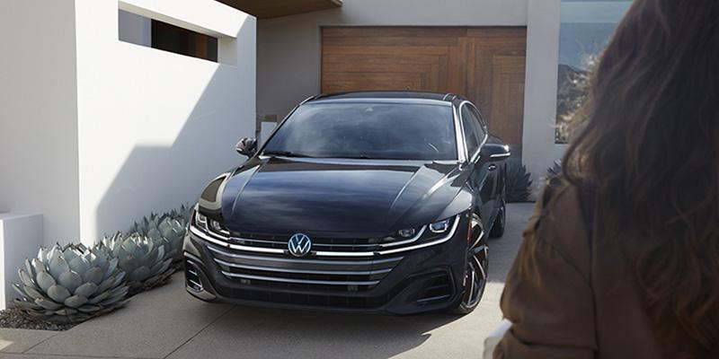 2021 Volkswagen Arteon technology
