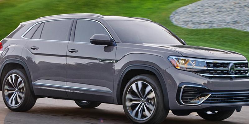 2021 Volkswagen Atlas Cross Sport technology