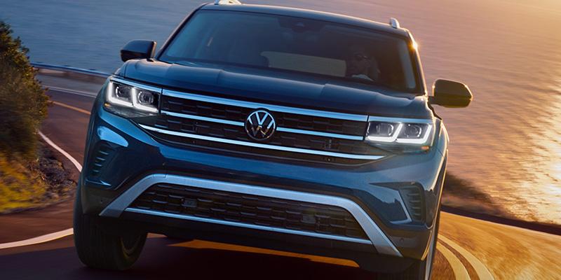 2021 Volkswagen Atlas performance