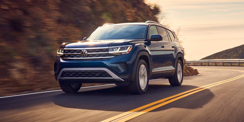 2021 Volkswagen Atlas design