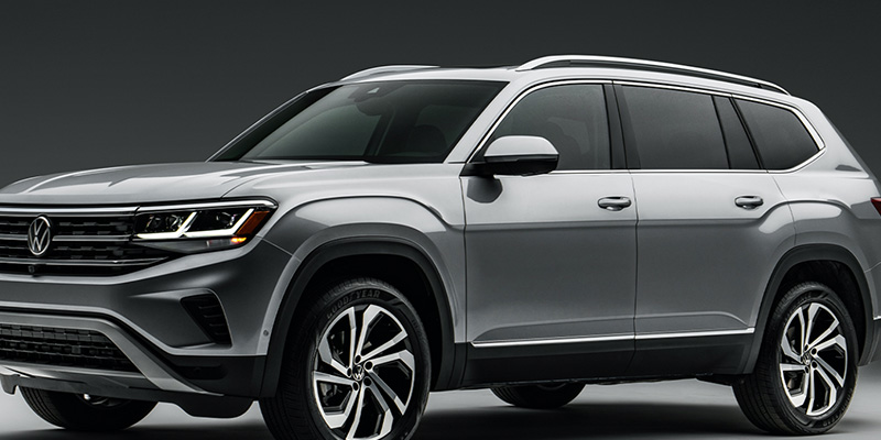 2021 Volkswagen Atlas performance