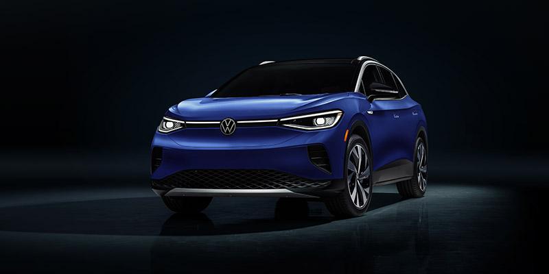 2021 Volkswagen ID.4 performance