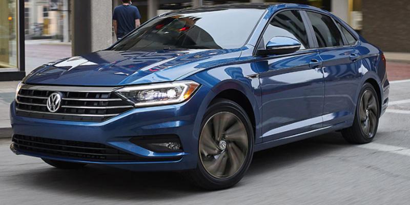 2021 Volkswagen Jetta design
