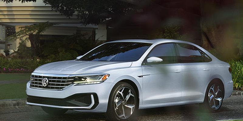 2021 Volkswagen Passat technology