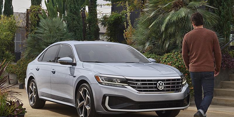 2021 Volkswagen Passat performance