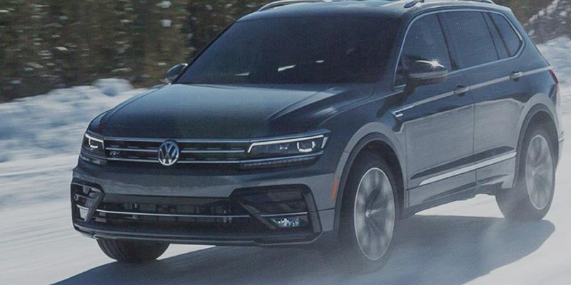 New Volkswagen Tiguan for Sale Dearborn MI