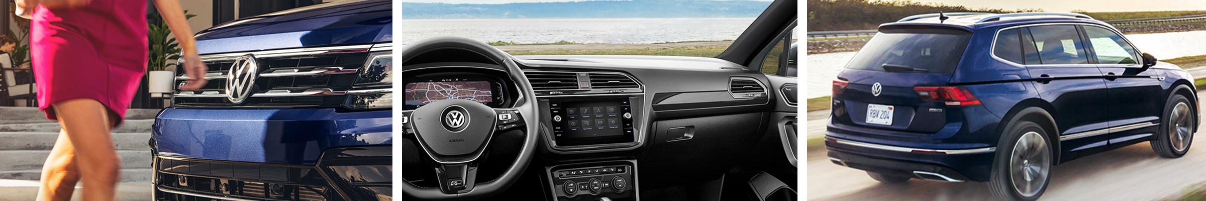 2021 Volkswagen Tiguan For Sale Near Daphne, AL