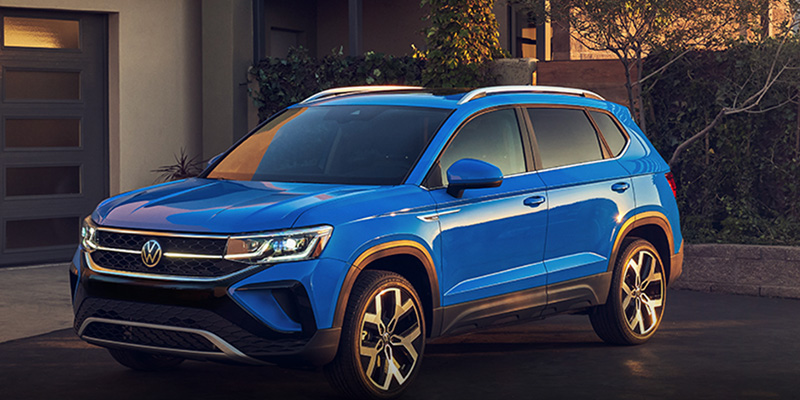 2022 Volkswagen Taos performance