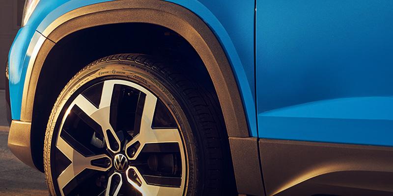 2022 Volkswagen Taos technology
