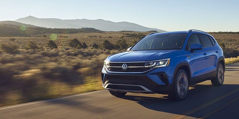 New Volkswagen Taos for Sale Detroit MI