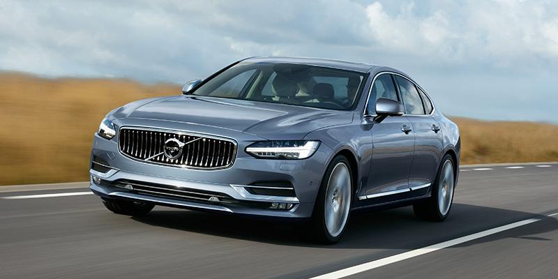 2020 Volvo S90 technology