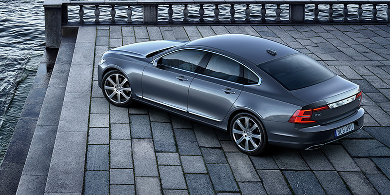 New Volvo S90 for Sale Durham NC