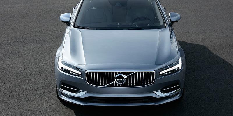 2020 Volvo S90 design