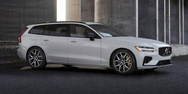 2020 Volvo V60 design