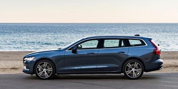 2020 Volvo V60 performance