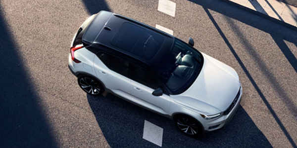 2020 Volvo XC40 performance