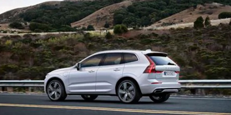 New Volvo XC60 for Sale Durham NC