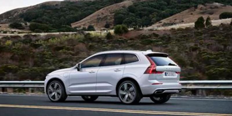 2020 Volvo XC60 design