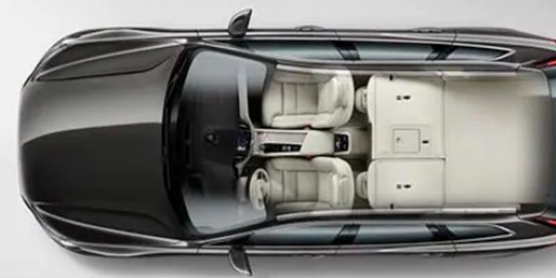 2020 Volvo XC60 technology