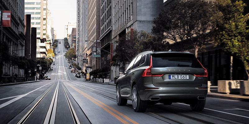 2020 Volvo XC60 performance