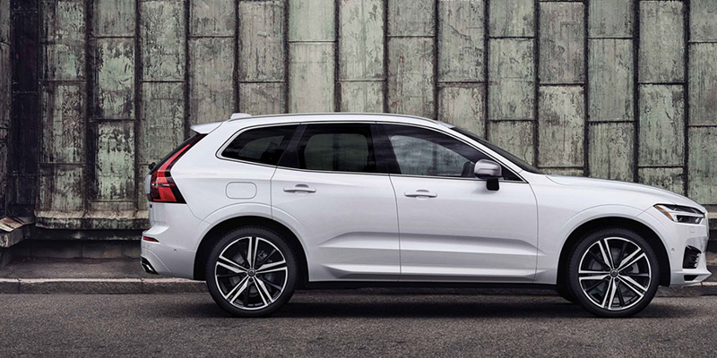2020 Volvo XC60 technology
