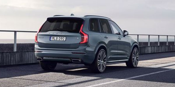 2020 Volvo XC90 performance