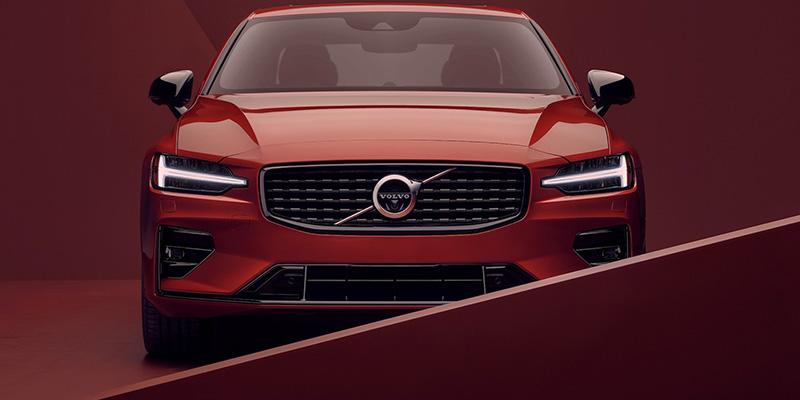 2021 Volvo S60 design
