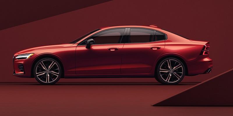 2021 Volvo S60 technology