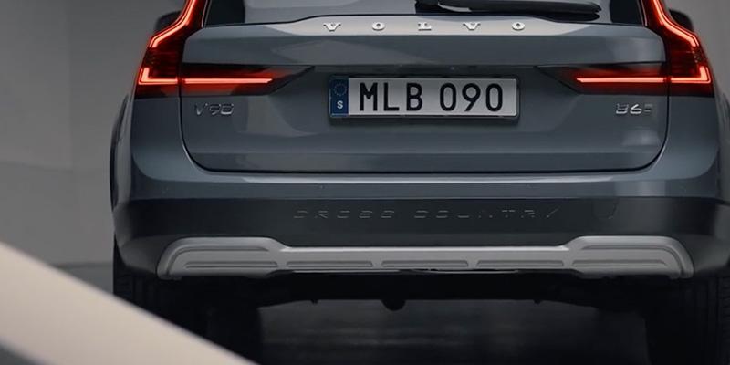 2021 Volvo V90 performance